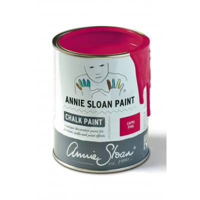 Chalk Paint - Capri Pink