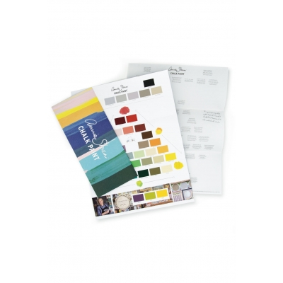 Annie Sloan - Kleurenkaart Chalkpaint