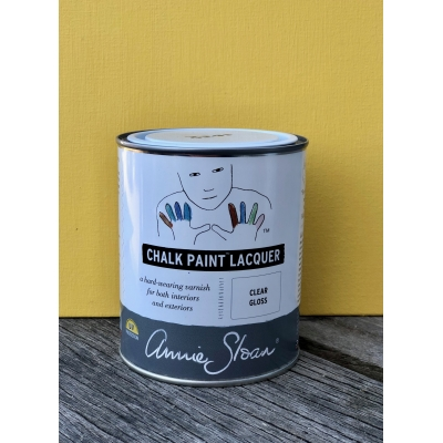 Chalk Paint - Lacquer Gloss