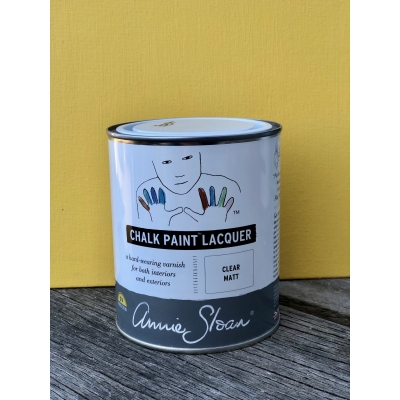 Chalk Paint - Lacquer Matt