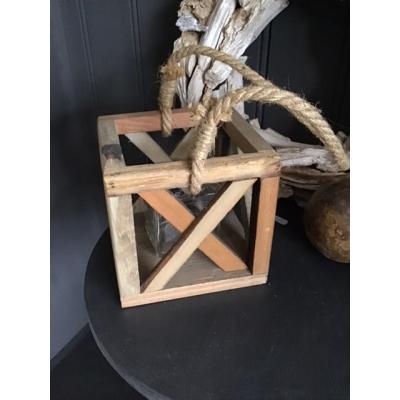 Lantaarn hout