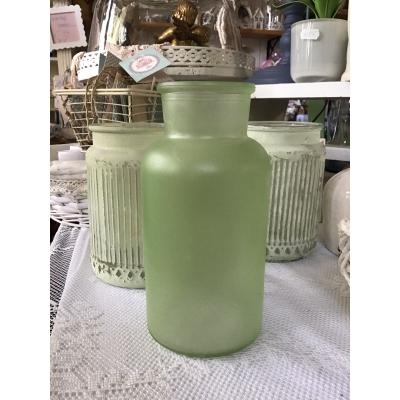 Groen flesje